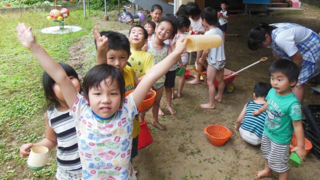 加茂テモテ・ルーテル幼稚園はとってもアットホームでとってもあたたかい幼稚園です